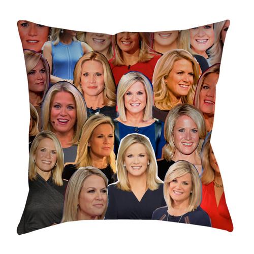 Martha MacCallum pillowcase