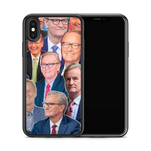 Steve Doocy phone case x