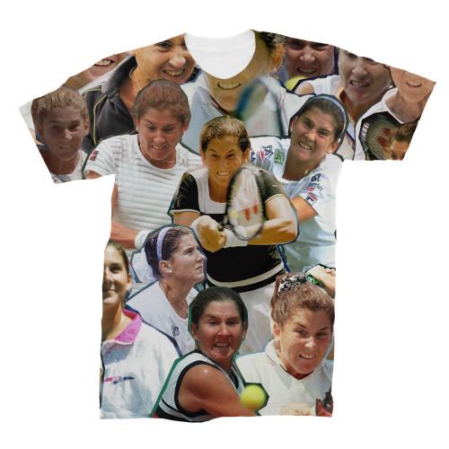 Monica Seles tshirt