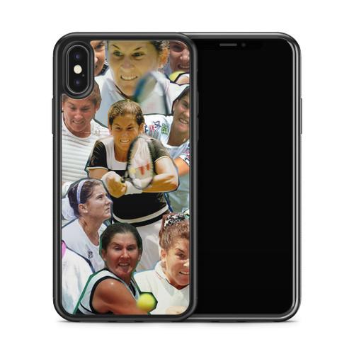 Monica Seles phone case x