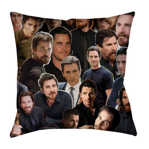 Christian Bale pillowcase