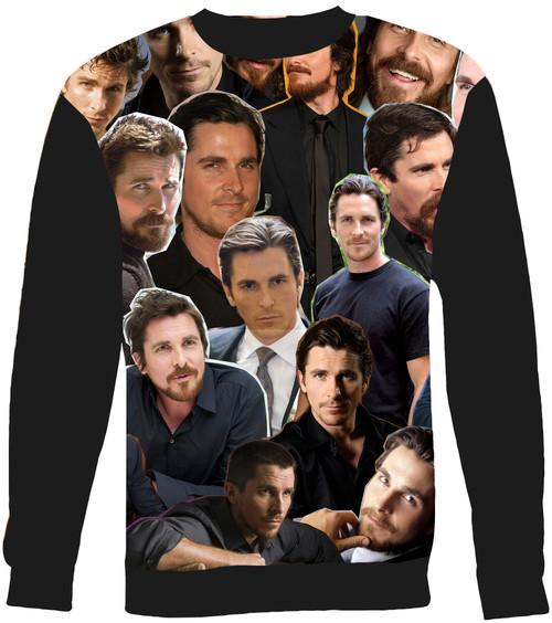 Christian Bale sweatshirt