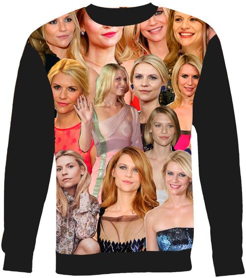 Claire Danes sweatshirt