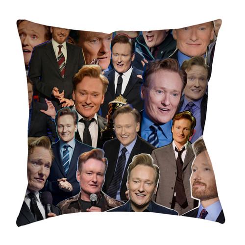 Conan O'Brien pillowcase