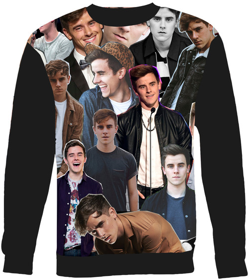 Connor Franta sweatshirt