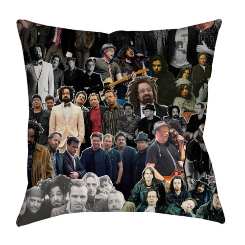 Counting Crows pillowcase