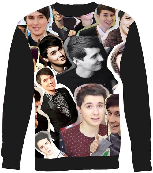 Dan Howell sweatshirt
