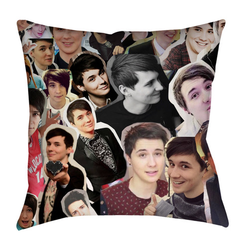 Dan Howell pillowcase