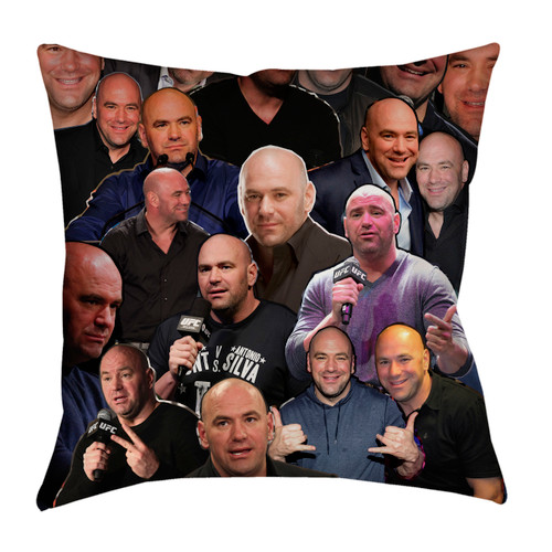 Dana White pillowcase
