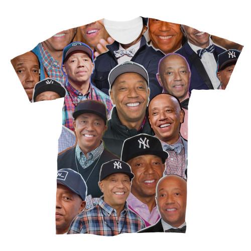 Russell Simmons tshirt