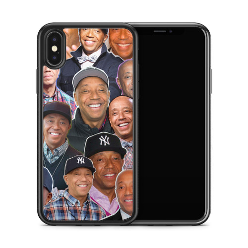 Russell Simmons phone case x
