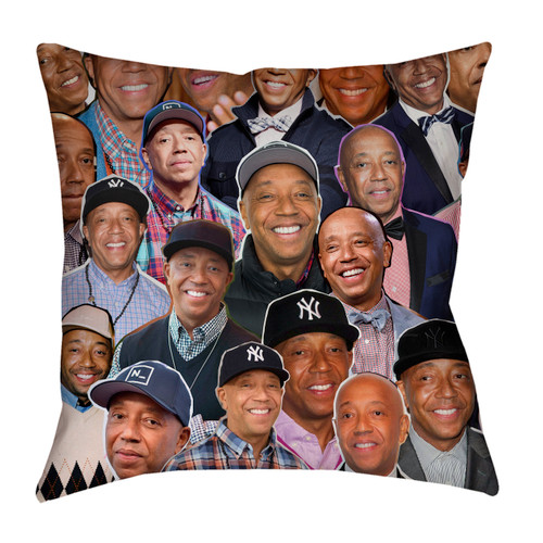 Russell Simmons pillowcase