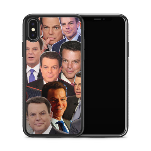 Shepard Smith phone case x