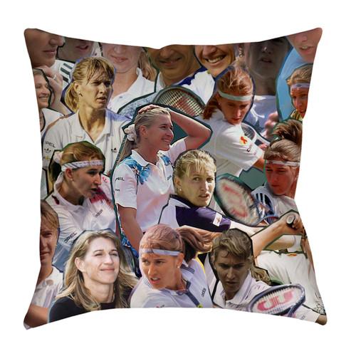 Steffi Graf pillowcase