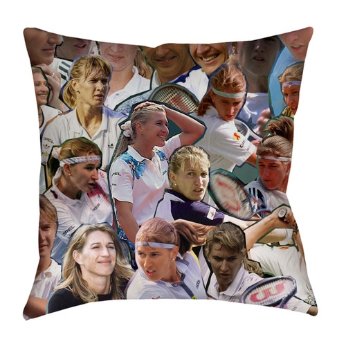 Steffi Graf pillowcase