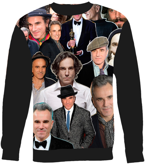 Daniel Day-Lewis sweatshirt