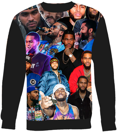 Dave East sweatshirt