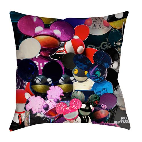 Deadmau5 pillowcase