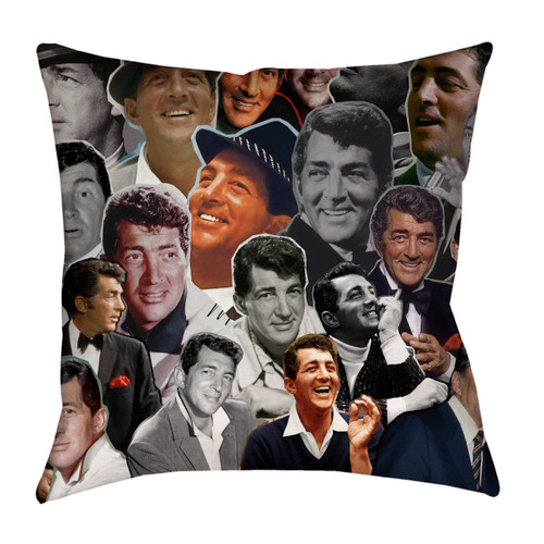 Dean Martin pillowcase