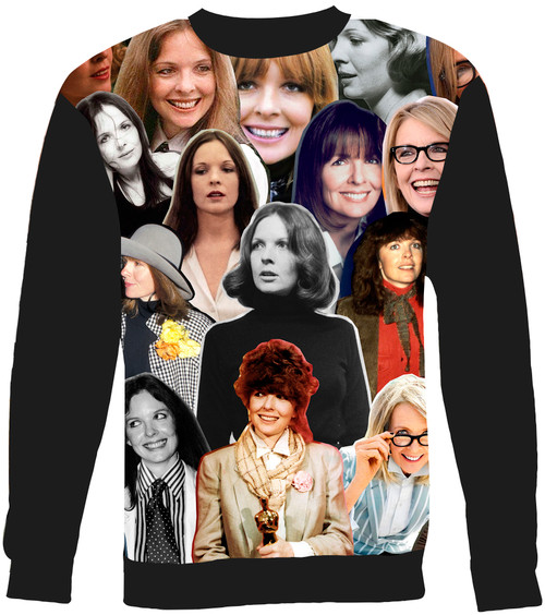 Diane Keaton Sweatshirt