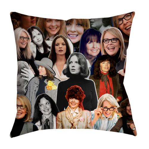 Diane Keaton pillowcase