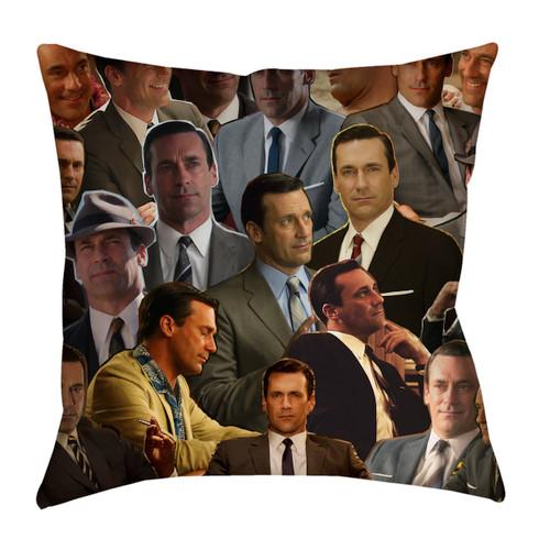 Don Draper (mad men) pillowcase