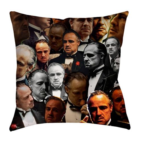 Don Vito Corleone pillowcase