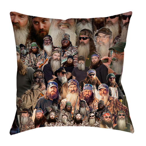 Duck Dynasty pillowcase