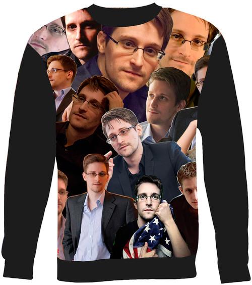 Edward Snowden sweatshirt