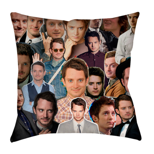 Elijah Wood pillowcase