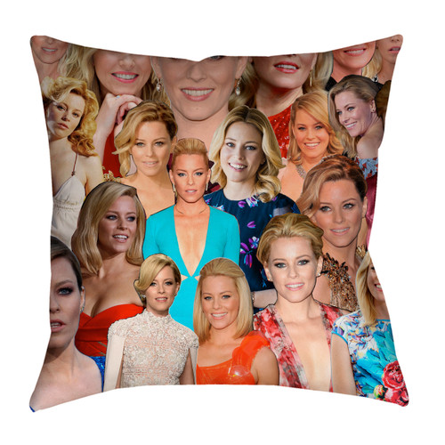 Elizabeth Banks pillowcase