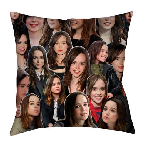 Ellen Page pillowcase