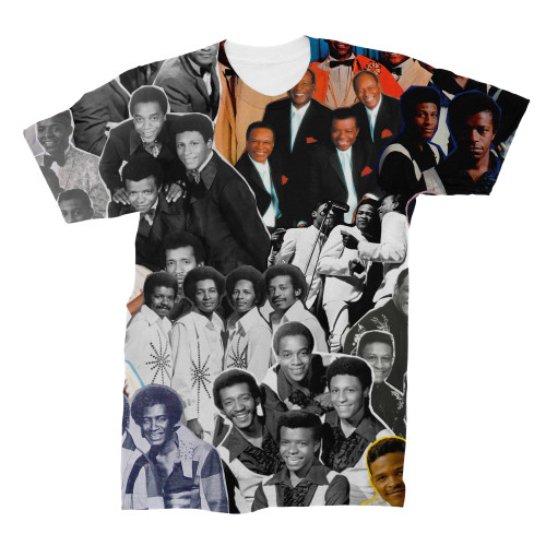 Little Anthony and the Imperials tshirt