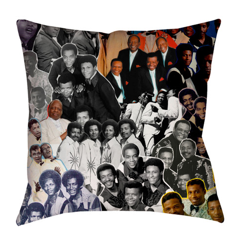 Little Anthony and the Imperials pillowcase