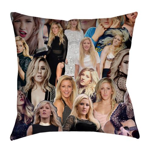 Ellie Goulding pillowcase