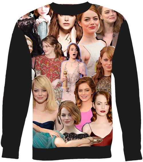 Emma Stone sweatshirt