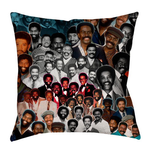 The Whispers pillowcase