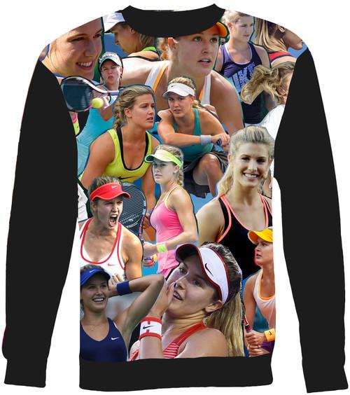 Eugenie Bouchard sweatshirt