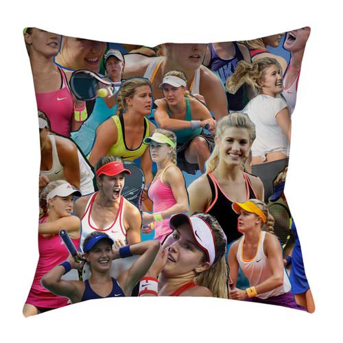 Eugenie Bouchard pillowcase