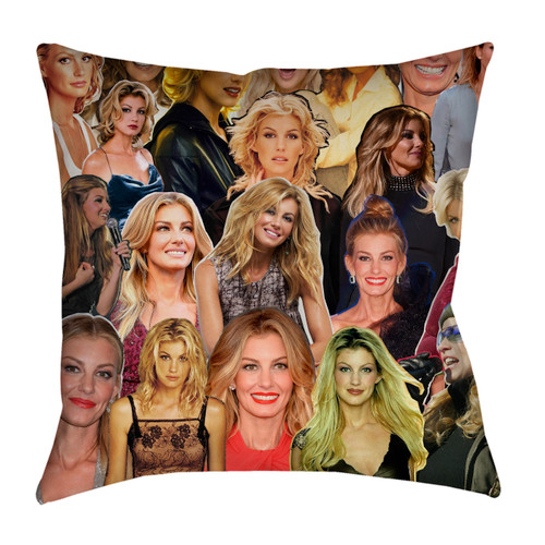 Faith Hill pillowcase