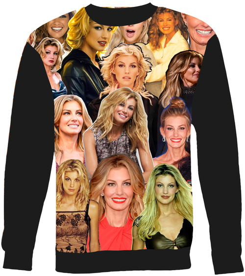 Faith Hill sweatshirt