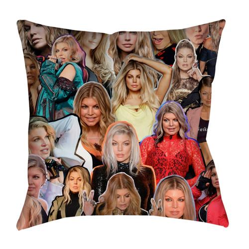 Fergie pillowcase