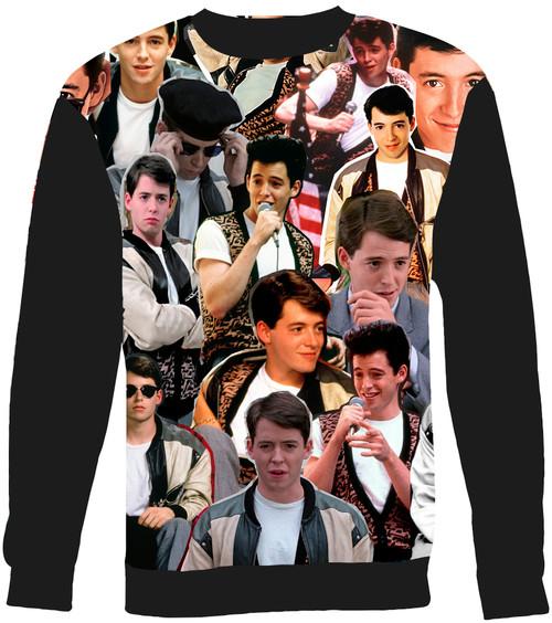 Ferris Bueller sweatshirt