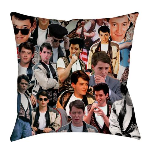 Ferris Bueller Photo Collage Pillowcase