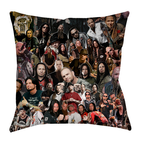 Five Finger Death Punch pillowcase