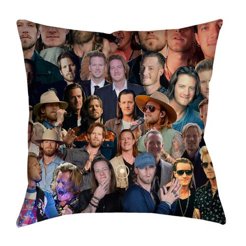 Florida Georgia Line pillowcase