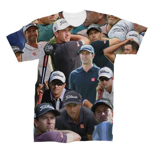 Adam Scott (Golfer) tshirt