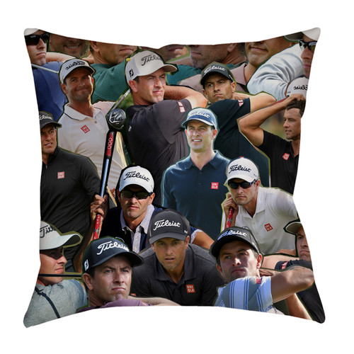 Adam Scott (Golfer) pillowcase