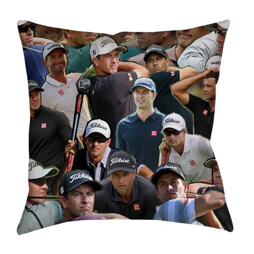 Adam Scott (Golfer) pillowcase