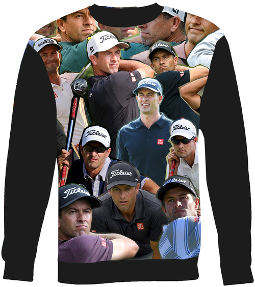 Adam Scott (Golfer) sweatshirt